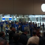 The Northbrook, IL Apple Store Opens!