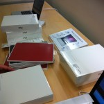 iPad2s in process of being purchased